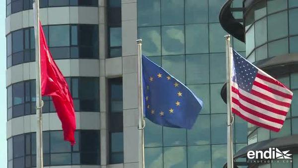 Turquía replica con aumento de aranceles a productos de Estados Unidos