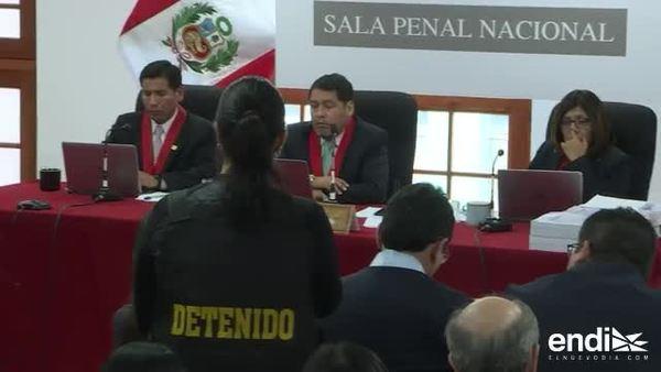 Tribunal peruano ordena liberar a opositora Keiko Fujimori