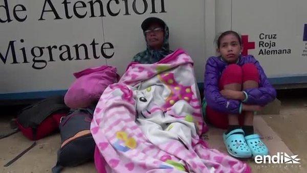 El tortuoso viaje a pie de Venezuela a Perú