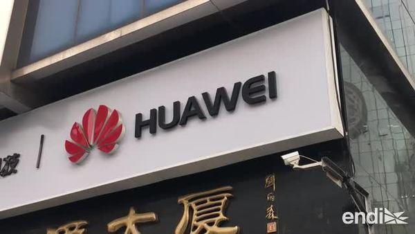 Frenan lanzamientos de Huawei en Japón y Reino Unido