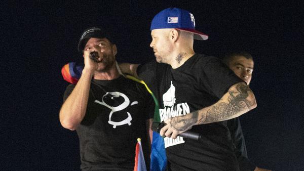 """Ricky Martin: """"Se mofaron de toda la isla; nuestros líderes son tan mierda"""""""