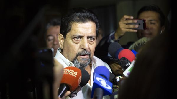 Maduro excarcela a Edgar Zambrano, el vicepresidente del Parlamento de Venezuela