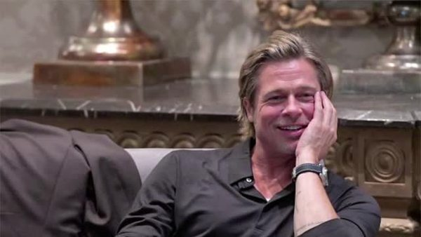 ¿Brad Pitt tiene un nuevo romance?
