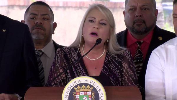 Wanda Vázquez se defiende de ataques político partidistas contra su familia