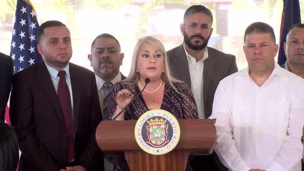 Wanda Vázquez aclara las enmiendas a la nueva Ley de Armas