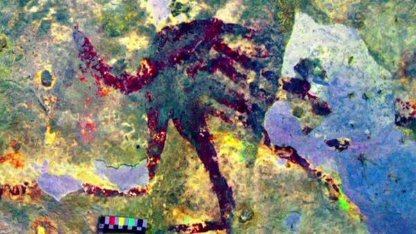 Esta es la obra de arte figurativo más antigua del mundo