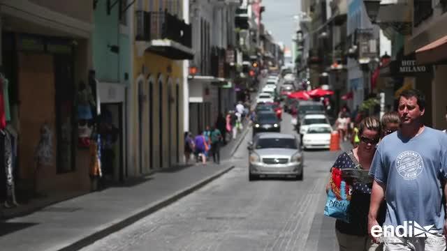 Carmen Yulín Cruz propone un plan para sacar los autos del Viejo San Juan