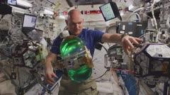 La NASA publica su primer video 8K desde el espacio