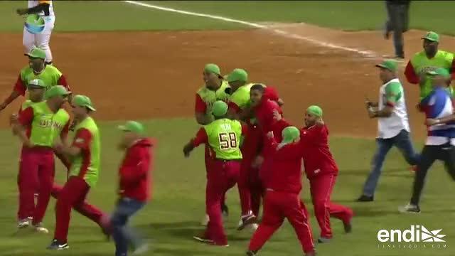 El equipo de las Tunas de Cuba va para la Serie del Caribe
