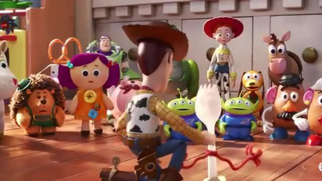 Aquí el nuevo tráiler de Toy Story 4