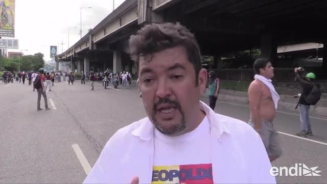 Guaidó denuncia el arresto de su principal asesor por el servicio de inteligencia venezolano