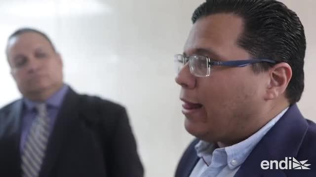 Alfonso Orona asume responsabilidad por conducir en estado de embriaguez
