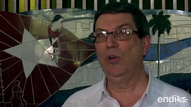 """El gobierno cubano denuncia como """"ridículas"""" las sanciones de Estados Unidos"""