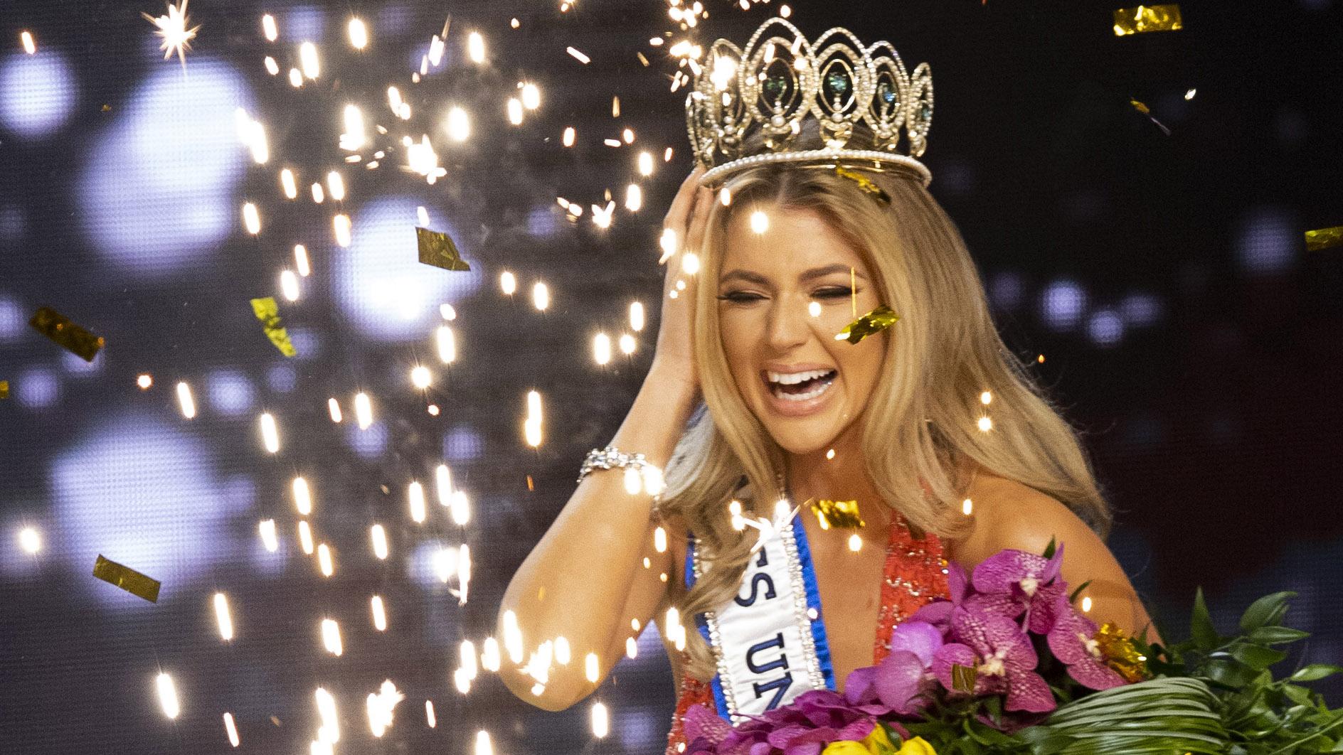 Madison Anderson habla sobre sus planes tras ganar la corona