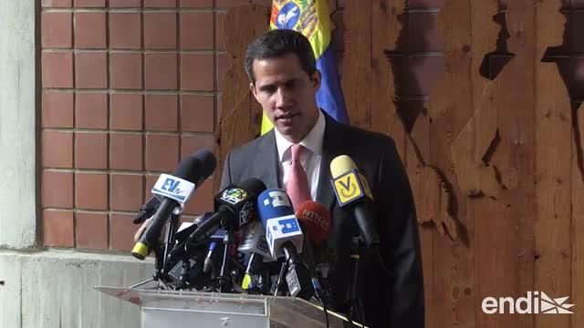 Guaidó confirma que se reunirá con Bachelet en su visita a Venezuela