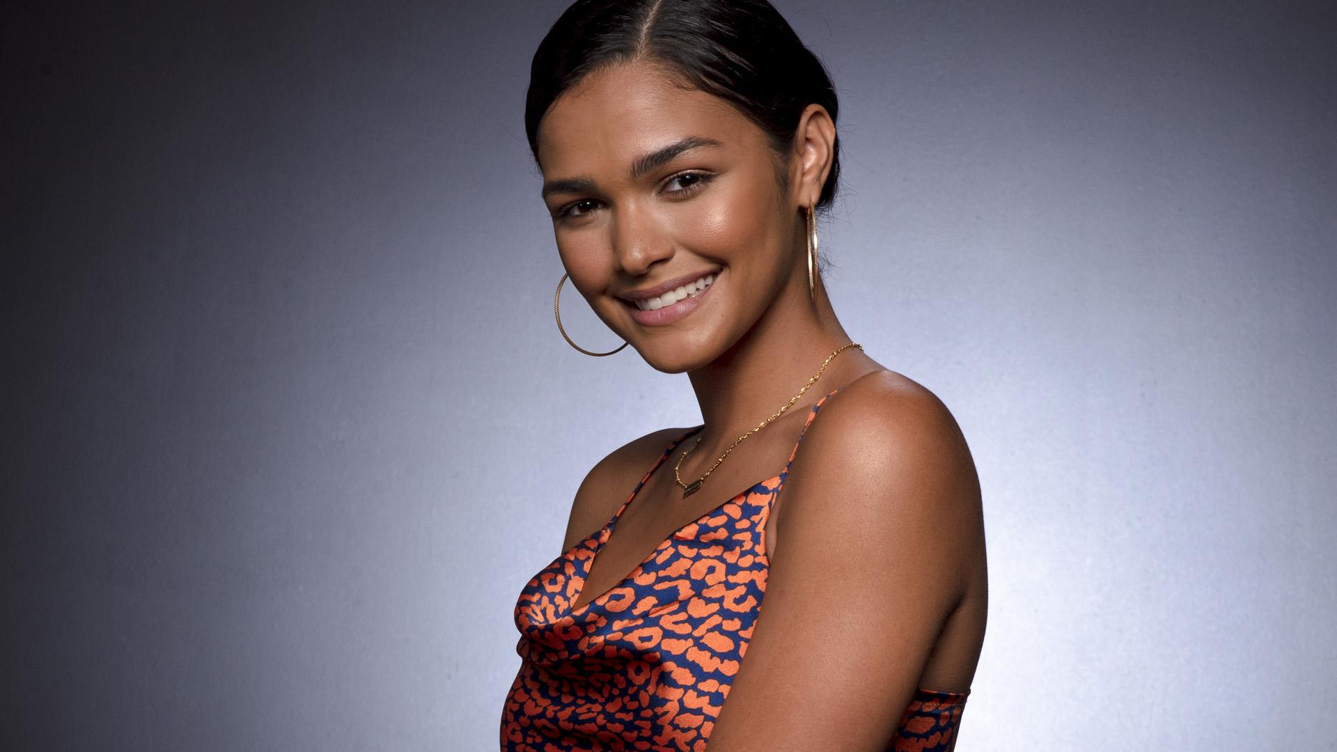 Kiara Liz Ortega, de mesera a reina y ahora... ¡actriz!