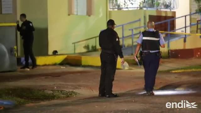 El Comisionado de la Policía habla sobre los asesinatos en el residencial Ramos Antonini