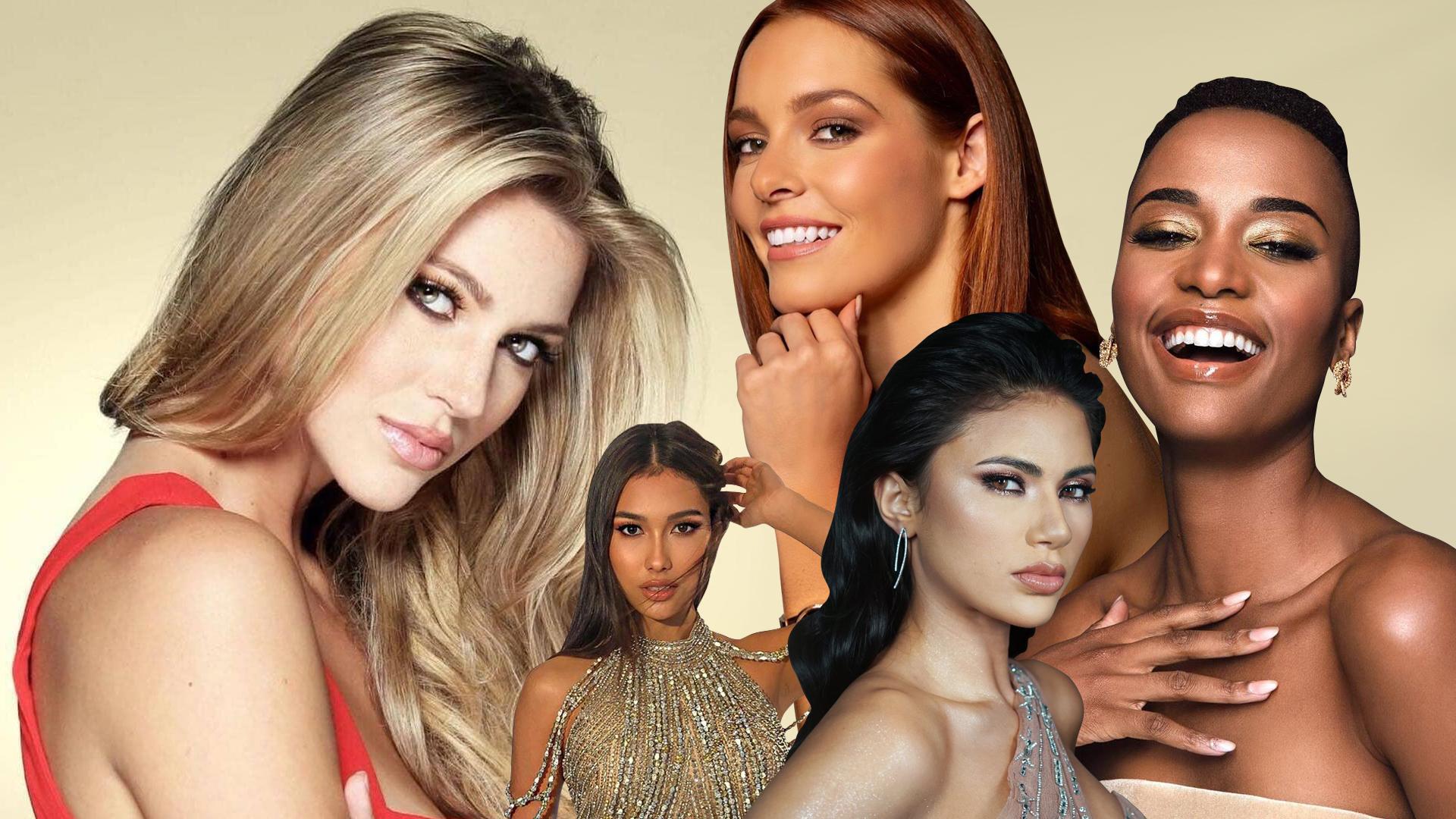 Nuestra belleza latina viene para las chicas de talla