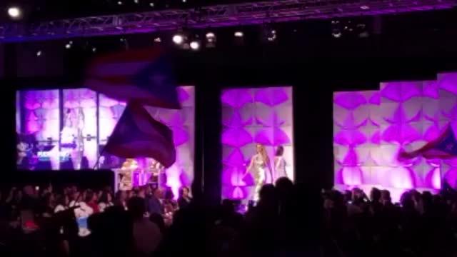 Madison Anderson revela su gran traje en Miss Universe