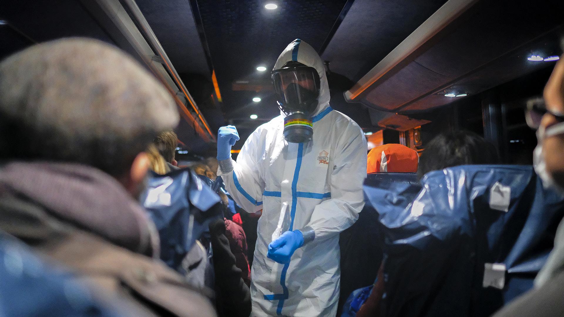 """Resultado de imagen de China clama por ayuda ante el impacto del nuevo coronavirus"""""""
