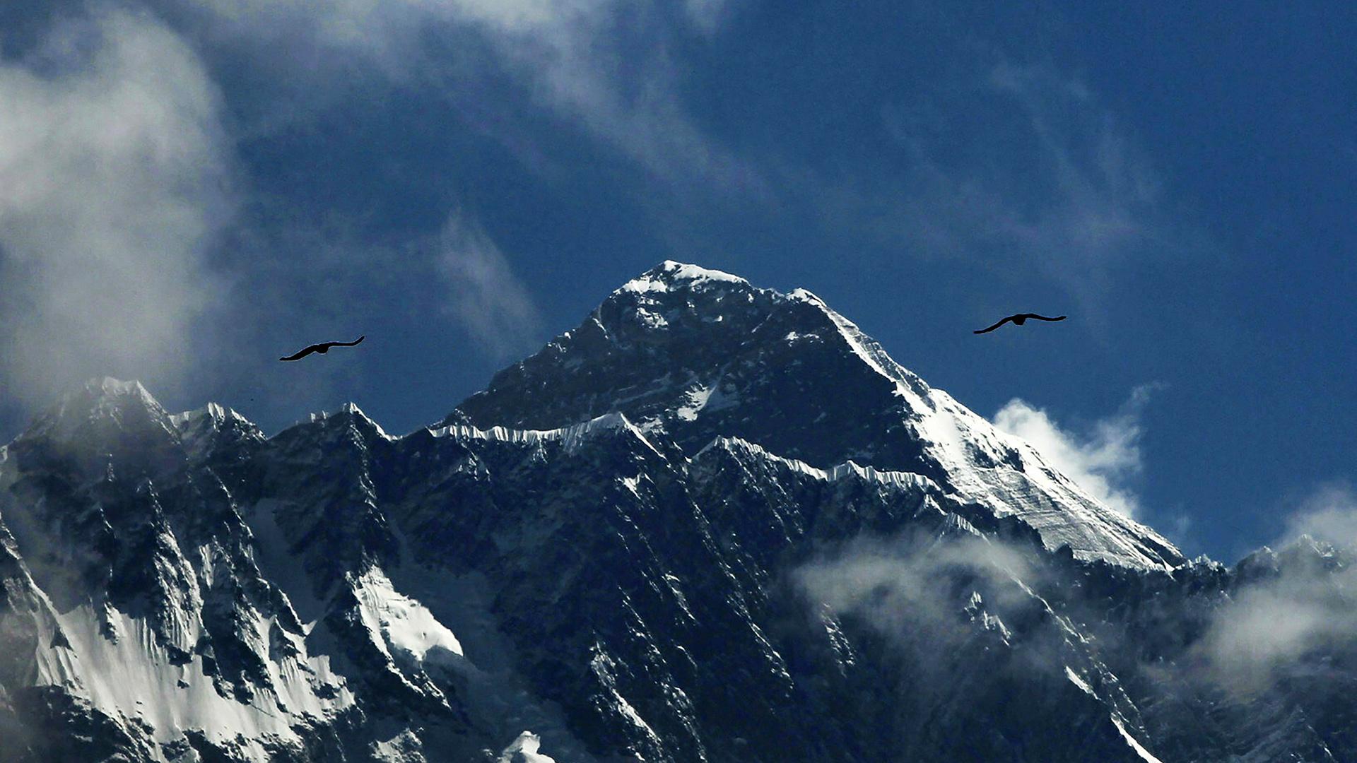 Mira cómo el COVID-19 afectó al Everest