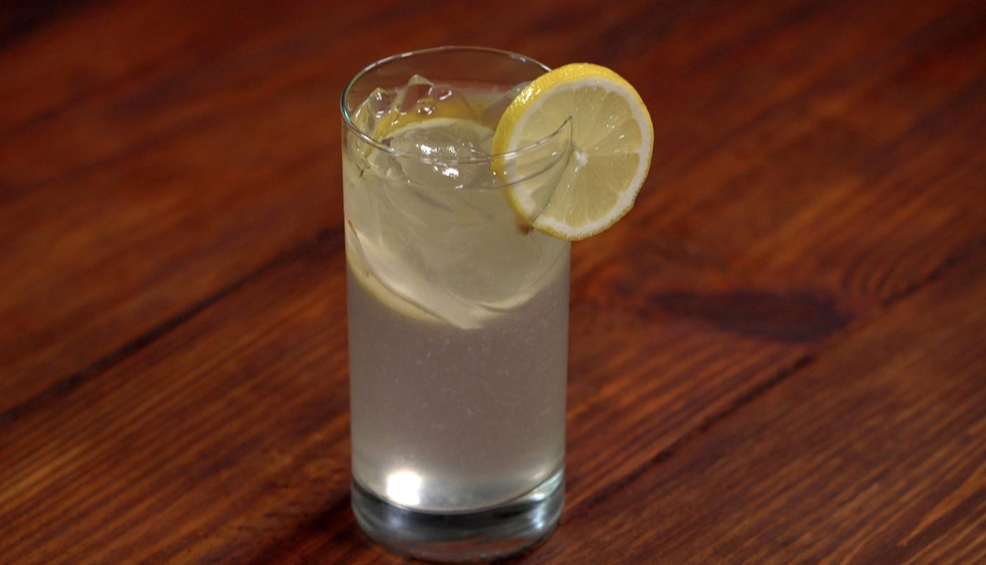 Receta del día: agua fresca de limón y jengibre