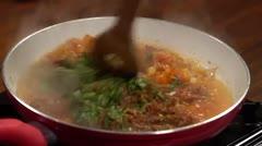 Receta del día: corned beef con papas fritas